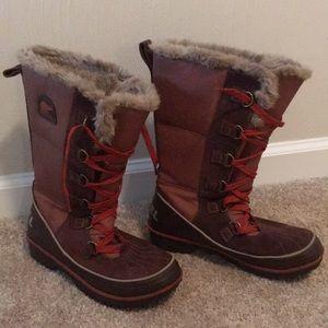 SOREL Tivoli Winter boots size 8